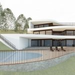 Designer-Villa an bester Lage