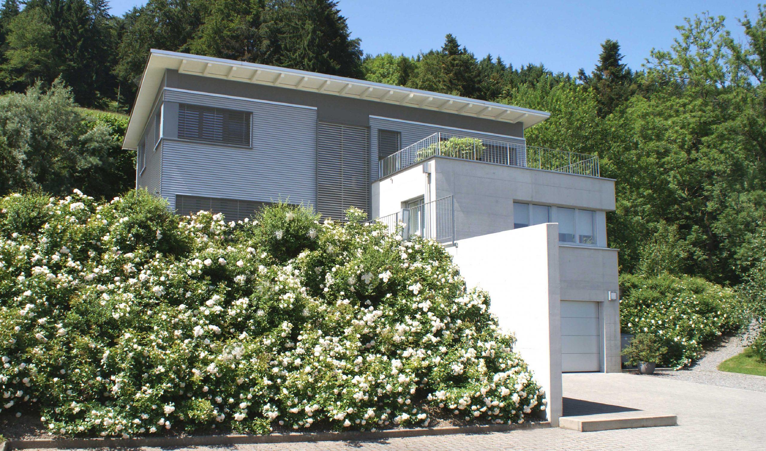 7 Zimmer Einfamilienhaus mit grossem Garten