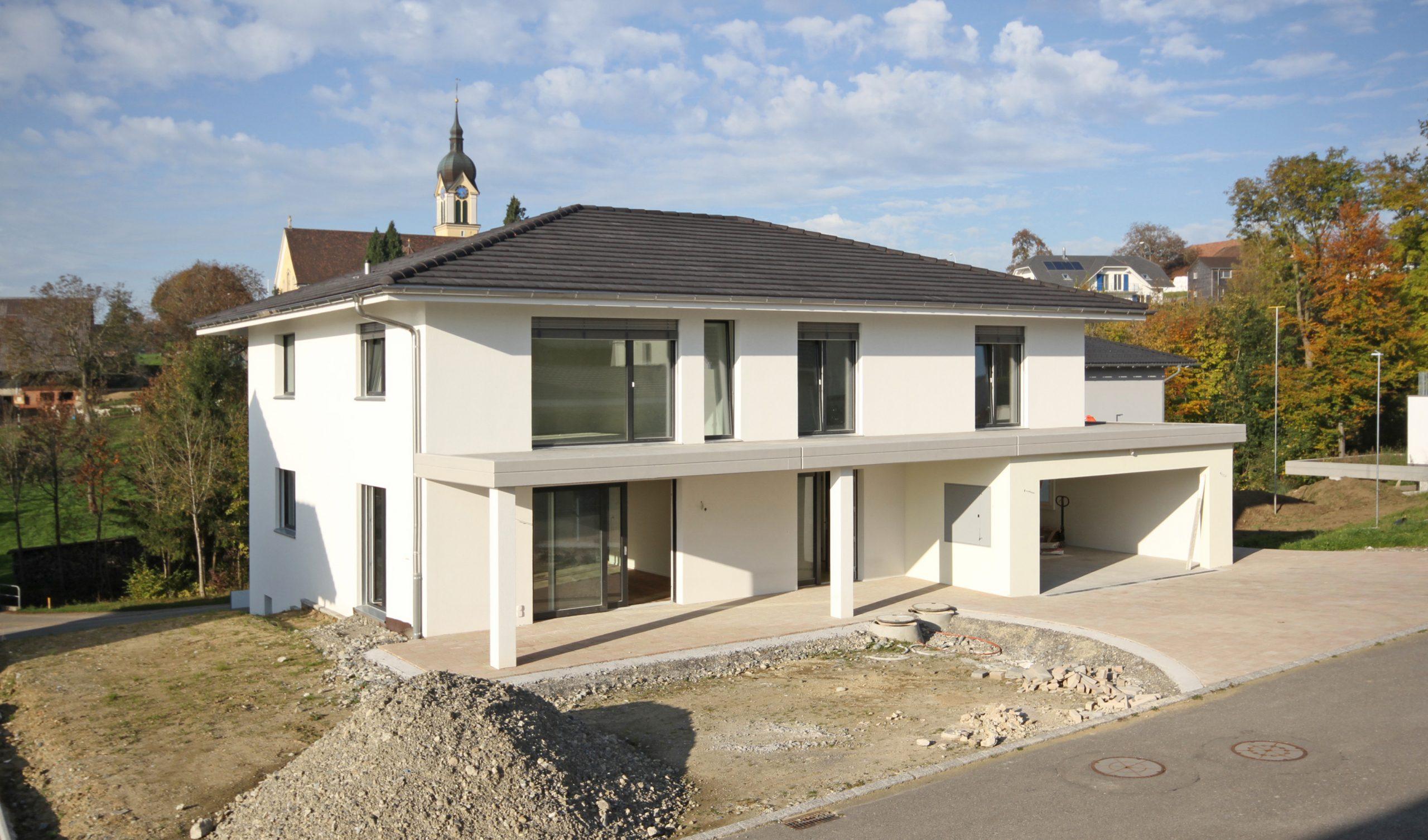 6½ Zimmer Einfamilienhaus an idyllischer Lage