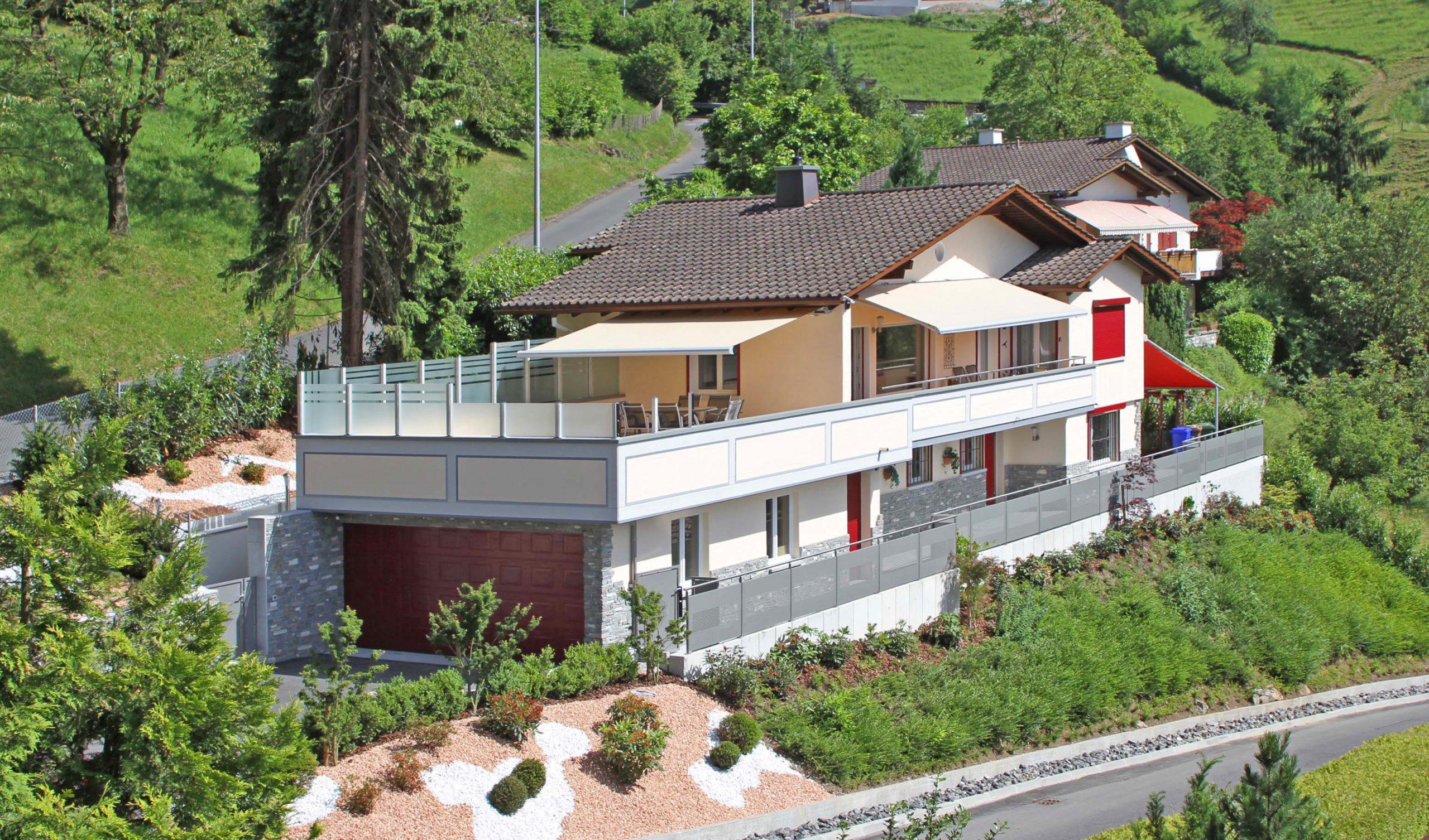 Neuwertiges Einfamilienhaus mit viel Privatsphäre