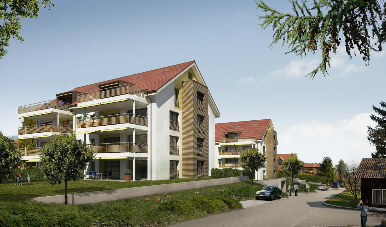 FLORINO – 16 Wohnungen am Rummelbach