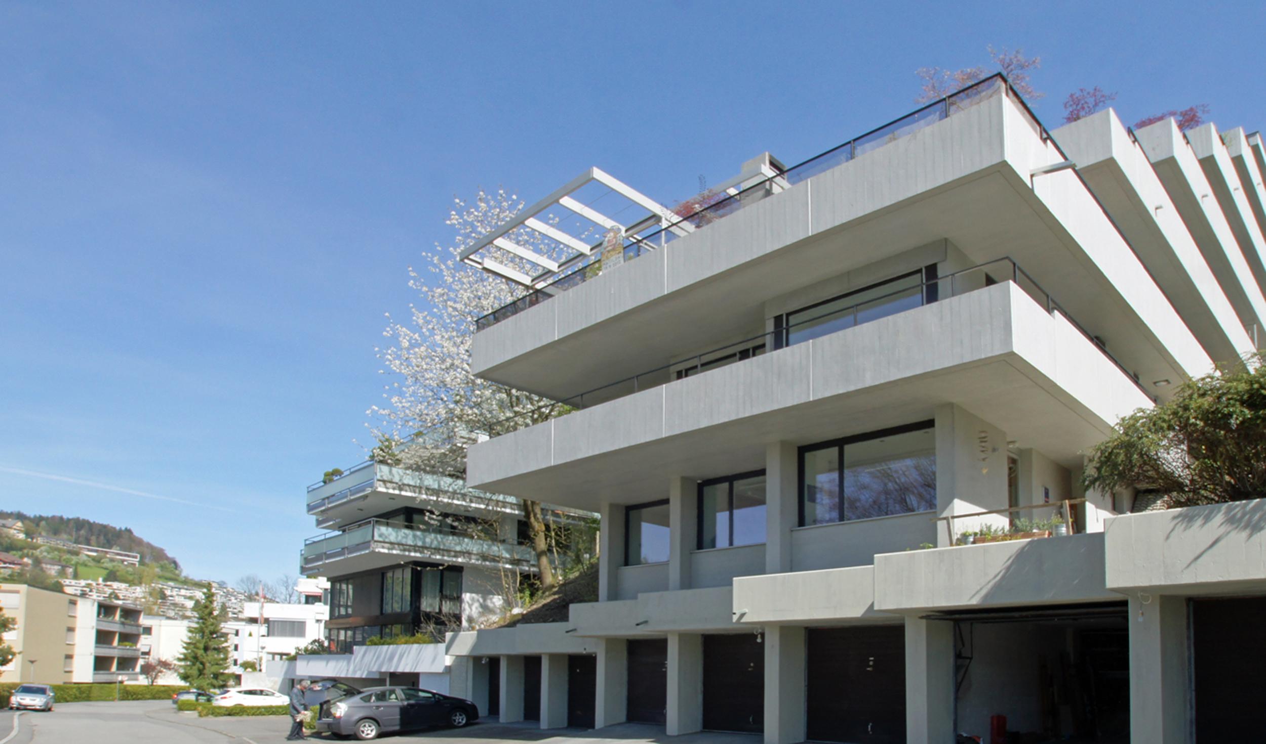 Terrassenwohnung an beliebter Lage