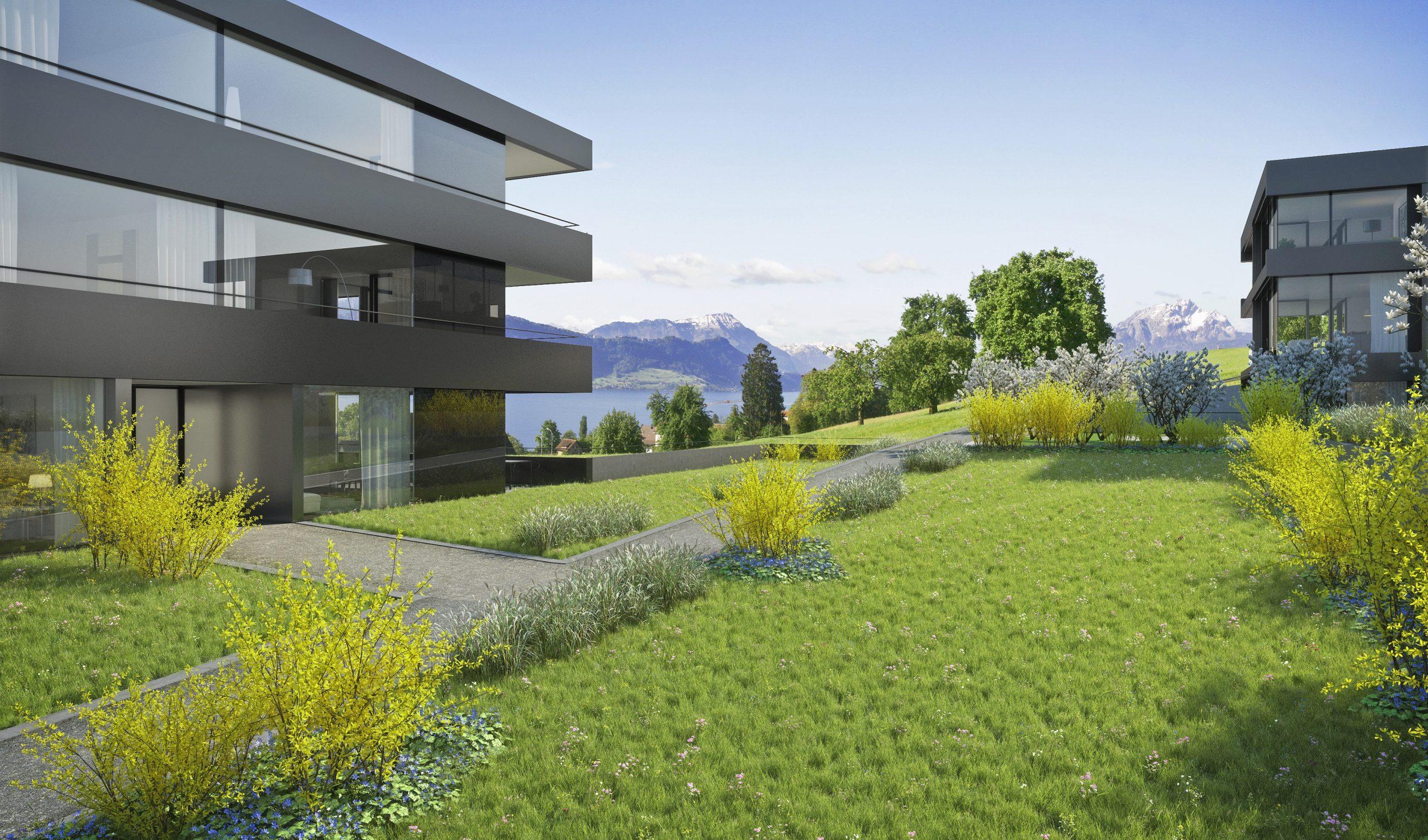 BINSGARDEN – Mieten Sie Ihre Traum-Gartenwohnung