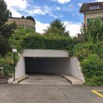 Zwei Parkplätze in der Autoeinstellhalle an zentraler Lage in Weggis