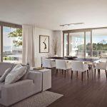 Exklusive 4½-Zimmer-Wohnung mit Panoramasicht