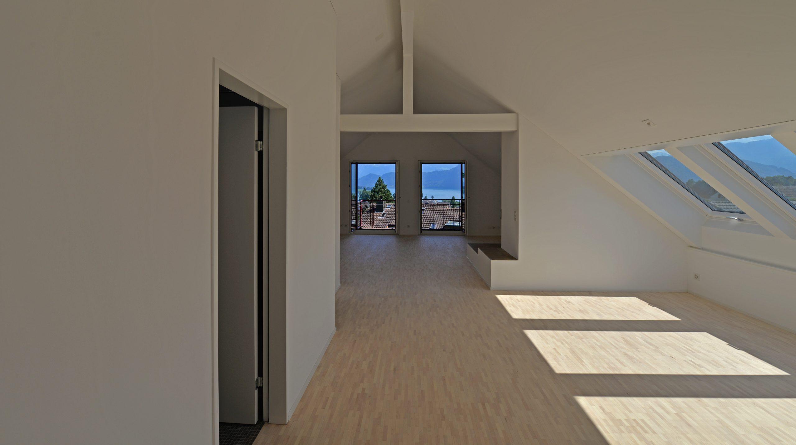 Heimelige 1½ Zimmer Dachwohnung