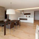 Topmoderne Wohnung mit edler Architektur