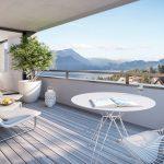BINSGARDEN – Moderne 3½-Zimmer-Wohnung – wohnen auf höchstem Niveau