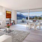BINSGARDEN – Helle 2½ Zimmer Wohnung mit grossen Panoramafenstern