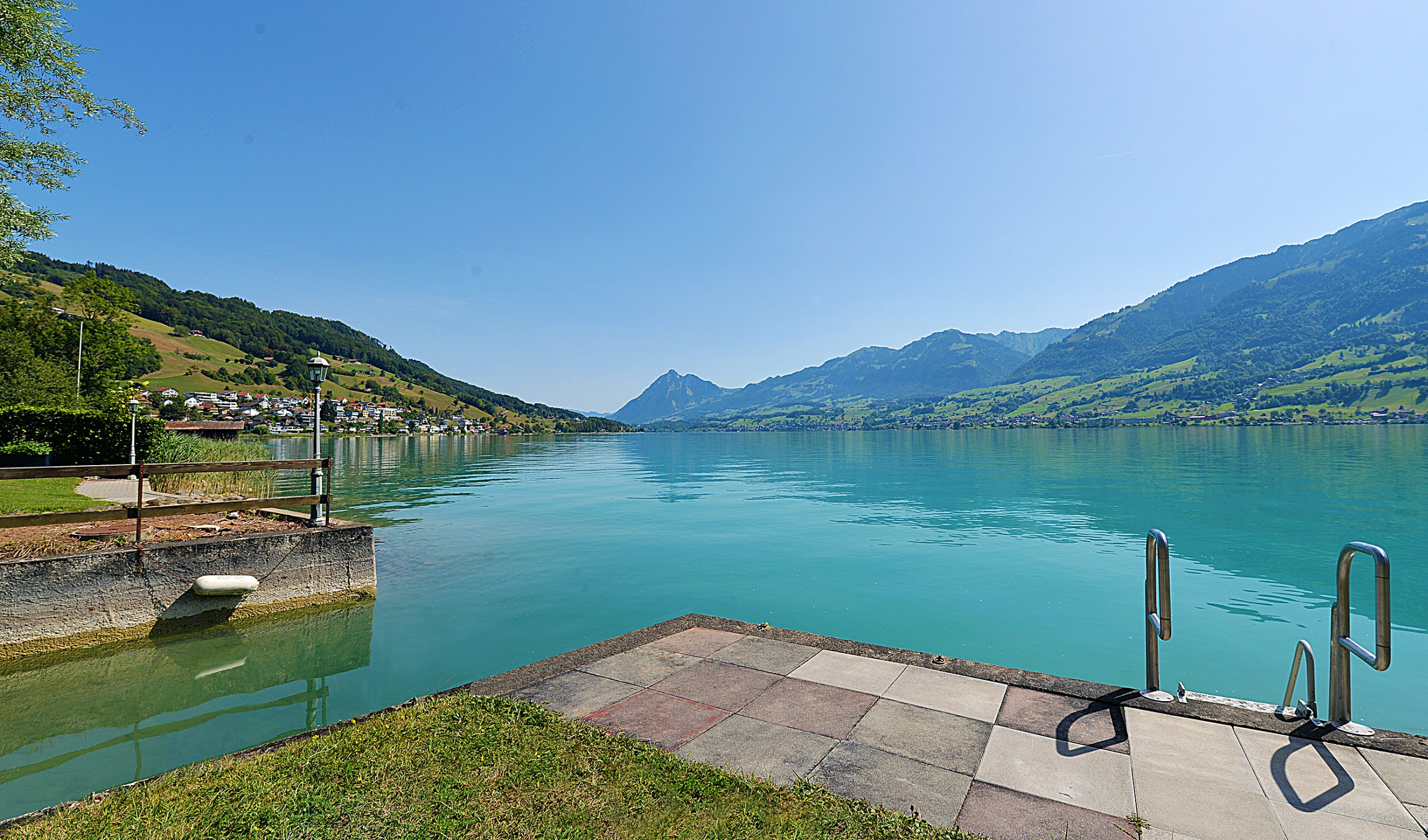 Ferienchâlet am Sarnersee