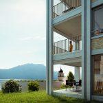 Wohnpark «Paradies» – 5½-Zimmer-Attikawohnung mitten im Dorf