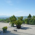 Terrassenwohnung mit phänomenalem Panoramablick