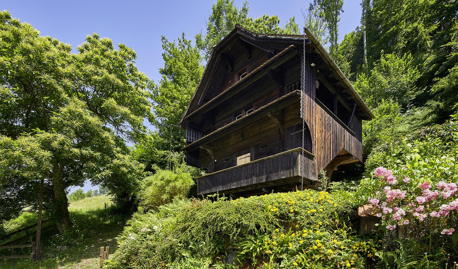 Der Spycher – charmantes Haus mit Geschichte an sonniger Lage