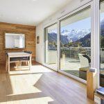 Terrassenwohnung mit fantastischer Aussicht