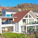 Exklusives Einfamilienhaus mit Sonnenterrasse und Weitsicht