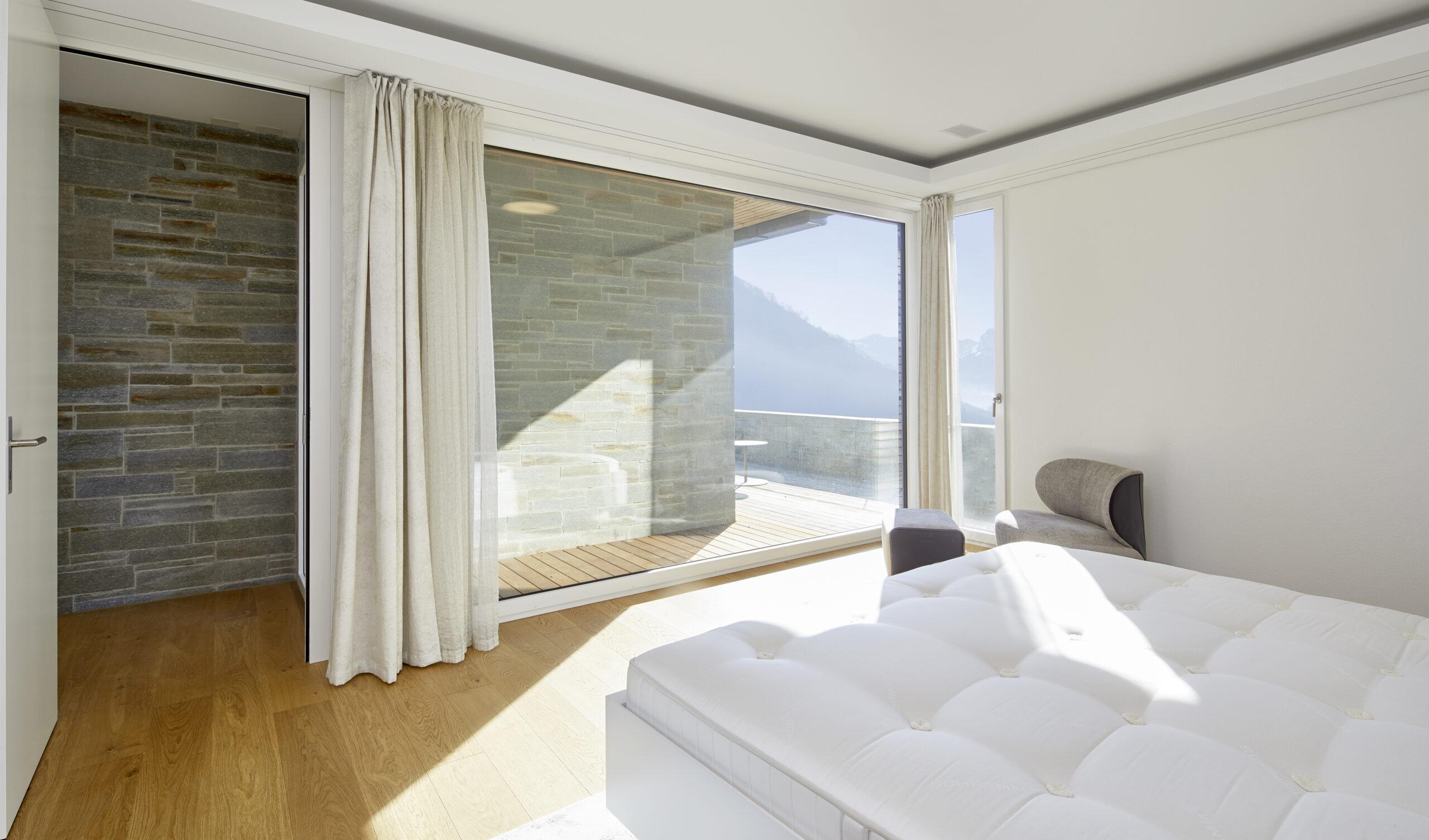 Hochwertige Terrassenwohnung mit exklusivem Innenausbau und Panoramablick