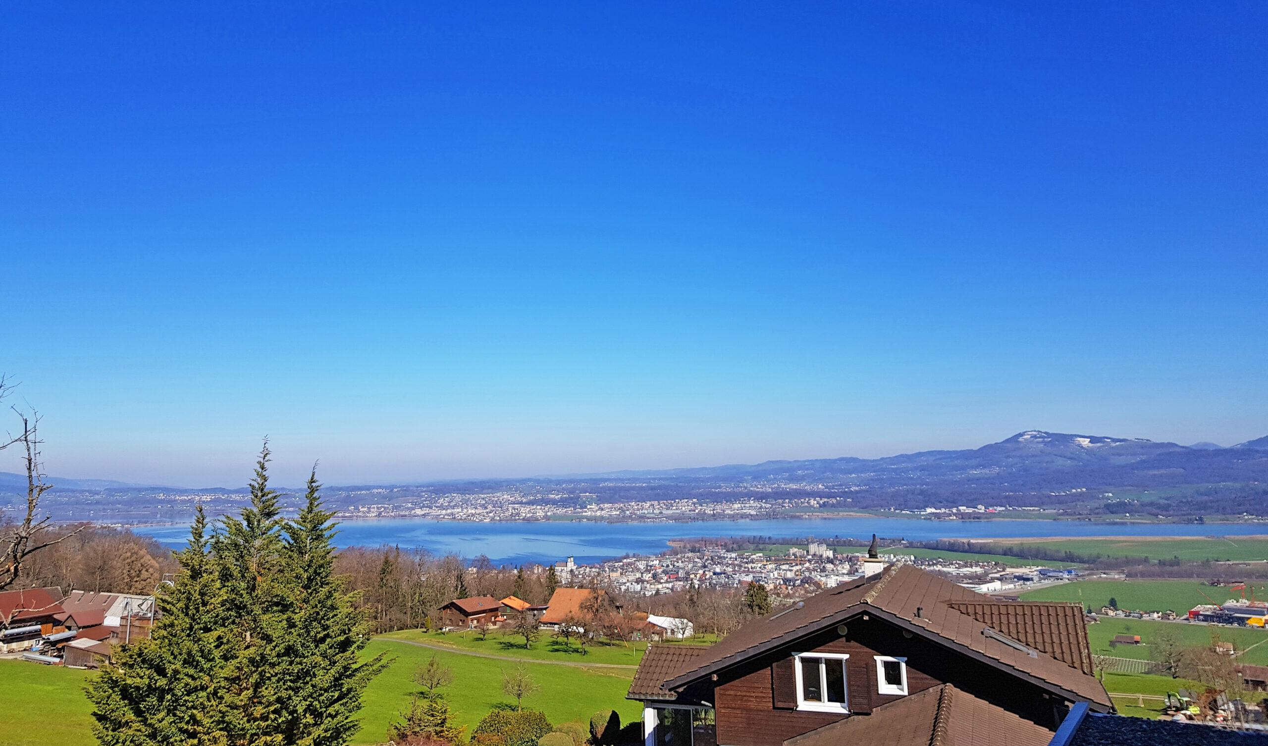 Lake view – Bauland mit unendlicher Weitsicht