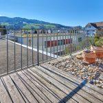 Sonnenverwöhnte Gartenwohnung mit Panoramablick