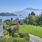 Doppeleinfamilienhaus mit Einliegerwohnung an bester Aussichtslage