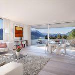 BINSGARDEN – Moderne 2½-Zimmer-Wohnung mit herrlicher Seesicht