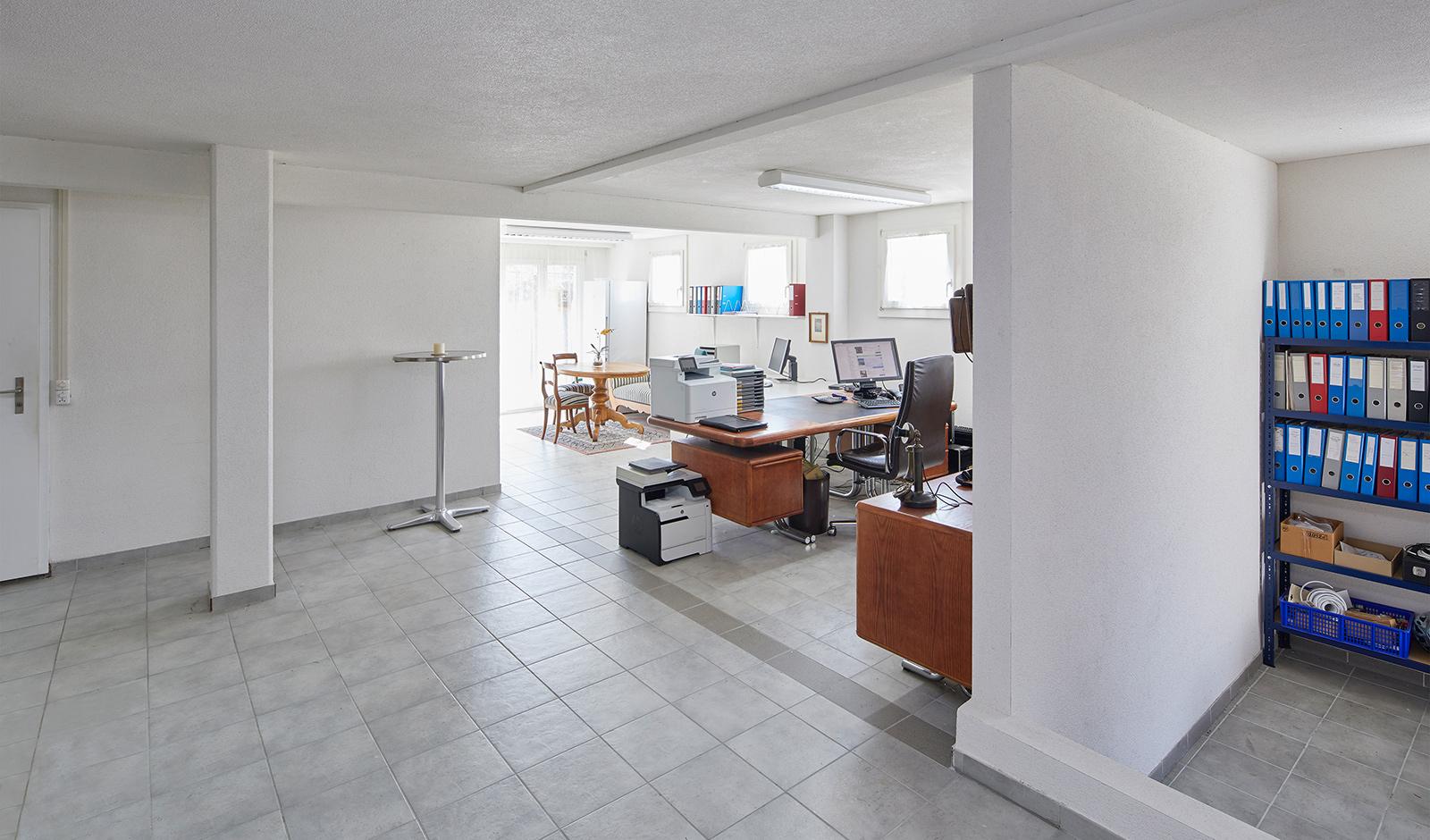 Attraktives Gewerbelokal im steuergünstigen Meggen