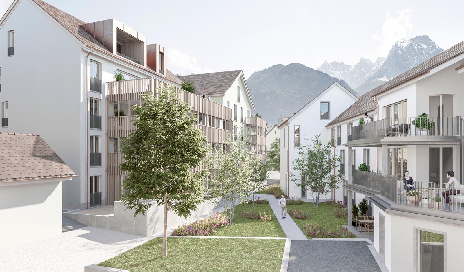 Ihre Chance – moderne Eigentumswohnung im Zentrum