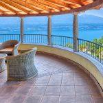 Mediterrane Villa mit spektakulärer Seesicht
