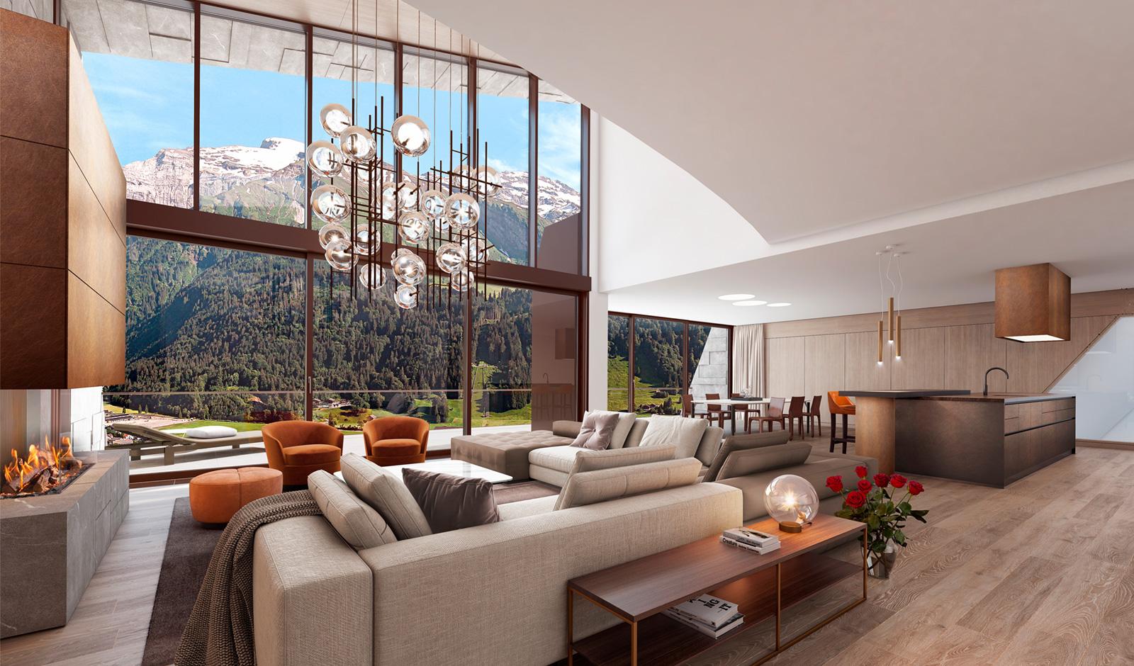 Falcon Villas – Luxury Alpine Living