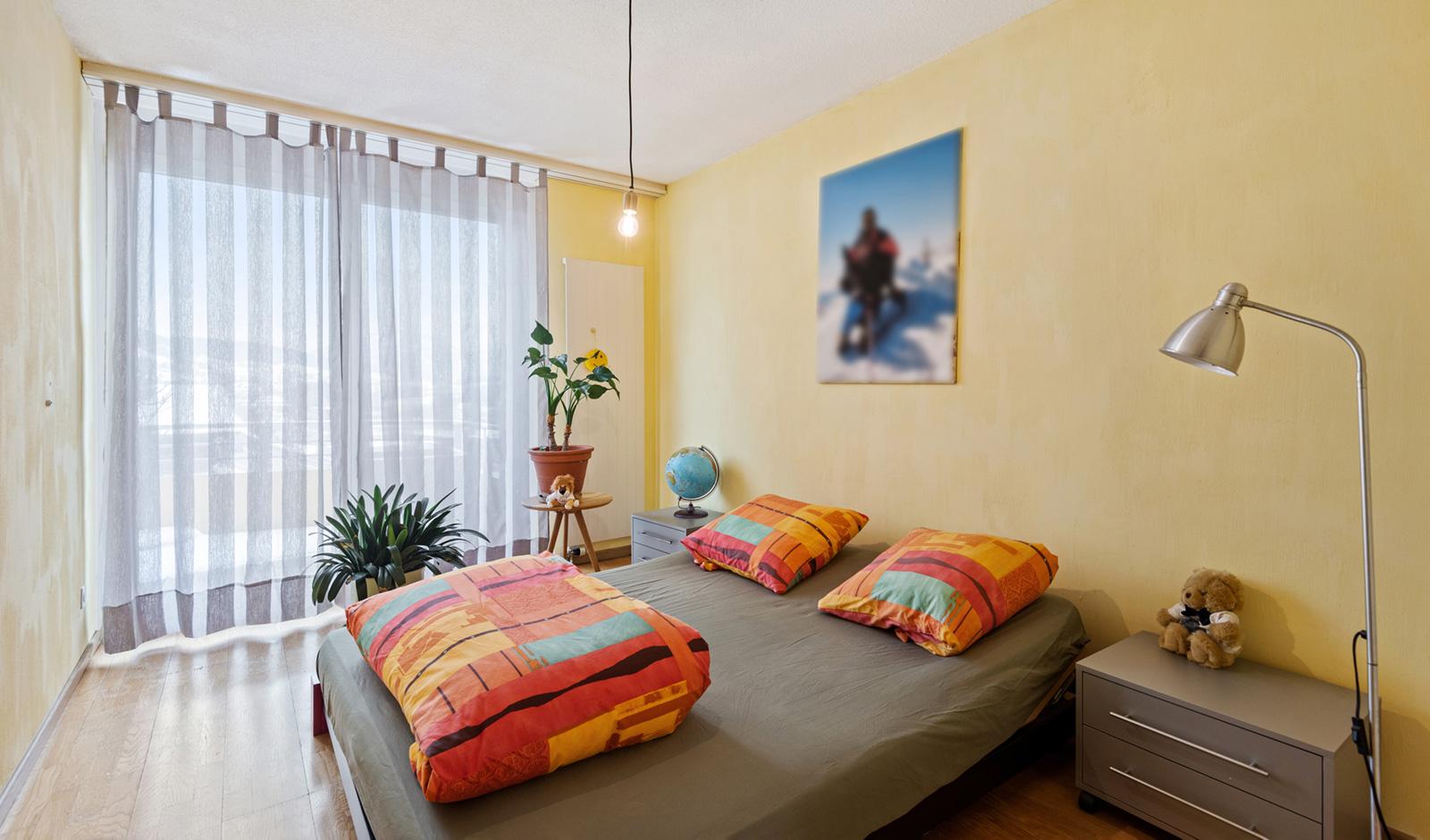 Mein neues Zuhause – zwischen Luzern und Zug