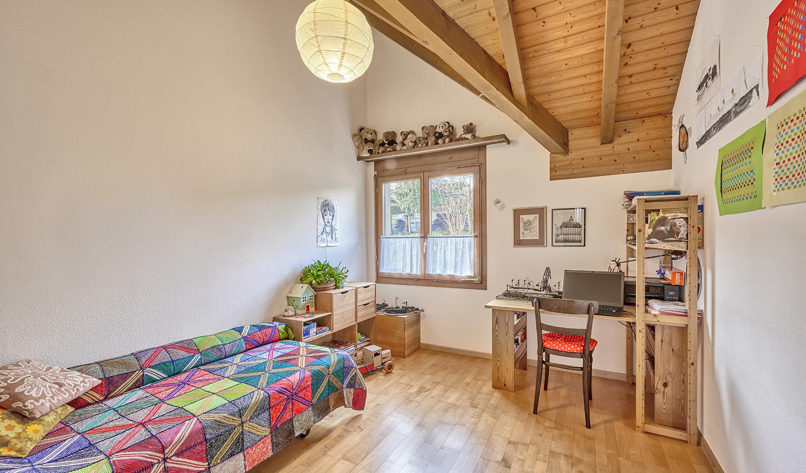 Sonnige Idylle – Einfamilienhaus in gepflegtem Quartier