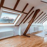 Stilvoll mit spektakulärer Weitsicht – über den Dächern von Luzern