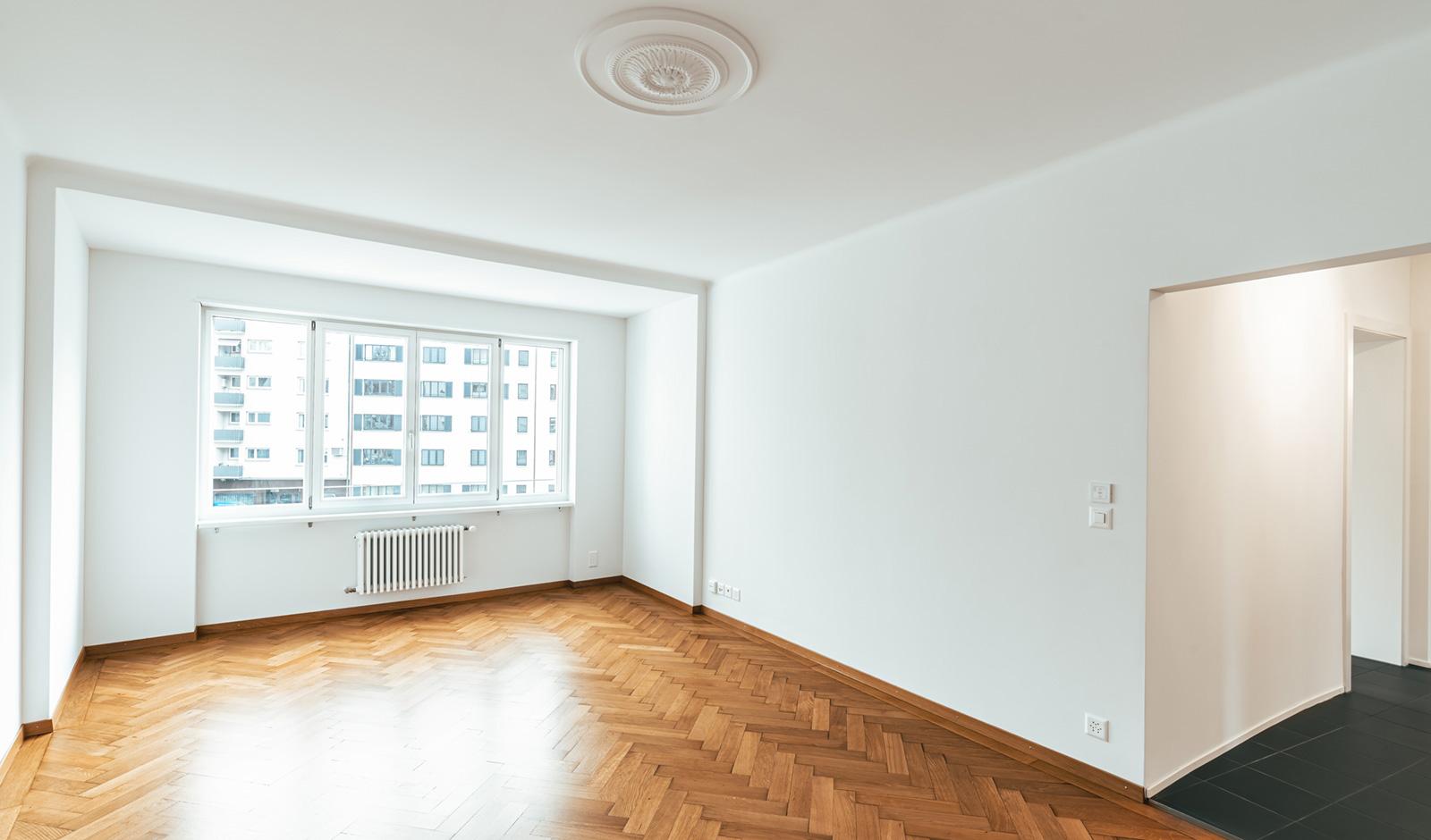 Kernsanierte Wohnung im Zentrum