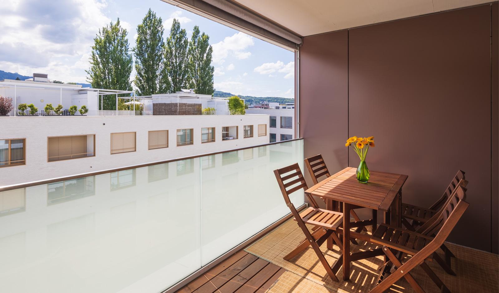 Topwohnung im Eigentumsstandard im trendigen Tribschenquartier