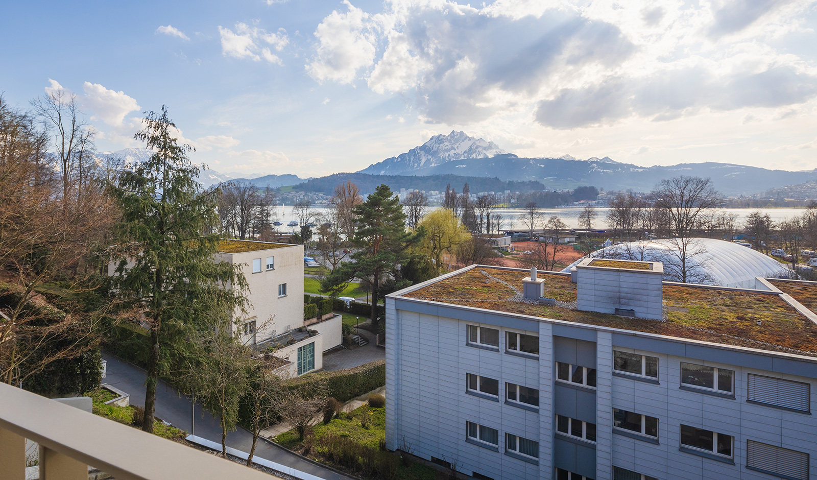 Eigentumswohnung der Extraklasse mit atemberaubendem Panorama