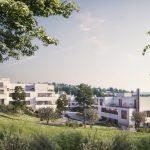 Exklusive Wohnung im Richtipark mit Seesicht