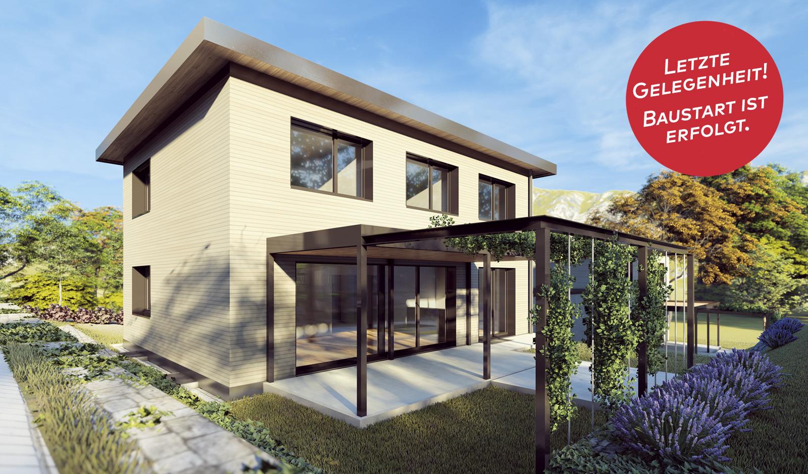 5½-Zimmer-Familientraum in Villmergen (Haus C)