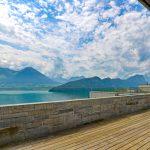 Schöne Aussichten – Terrassenwohnung an traumhafter Panoramalage