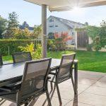 An bester Lage – stilvolle Gartenwohnung mit Abendsonne