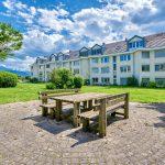 Eigentumswohnung in familienfreundlichem Quartier im Grünen
